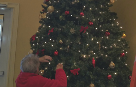 Christmas is in the Air at Legacy at Cranberry Landing