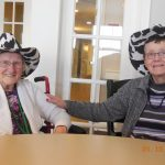 Rita and Betty, always having a great time!