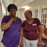 What would we do without you? We love you Darlene and Beverly!!