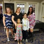 Melissa and her beautiful family